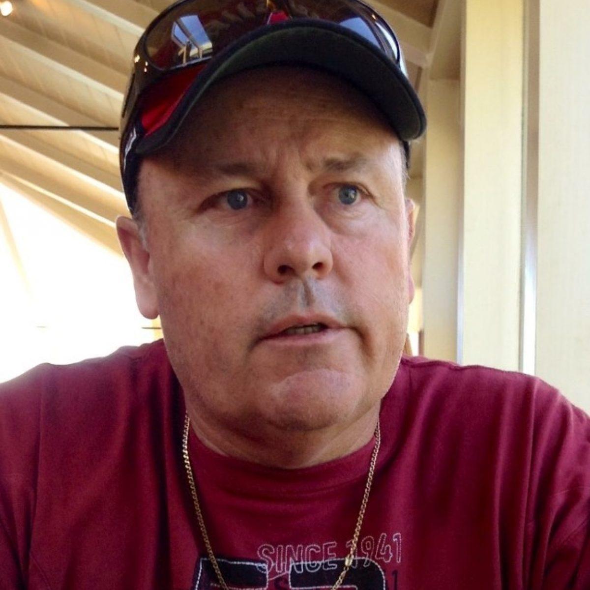 Cricket Mentor Dave Nosworthy